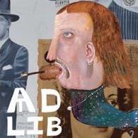 君士坦丁近作展--Ad Lib